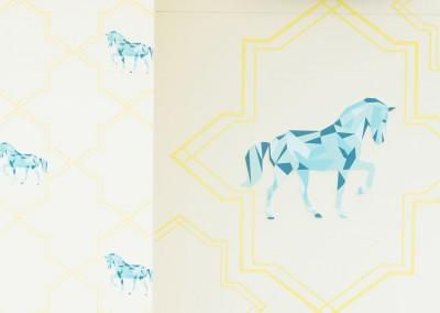 Bespoke wallpaper design