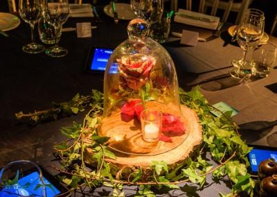 Fairytale inspired table centre