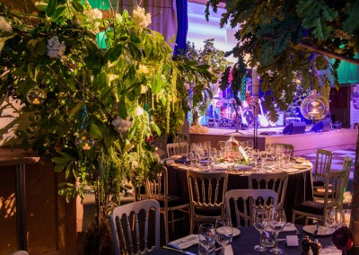Fairytale event design for Clic Sargent 's Fundraising Ball