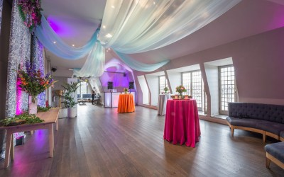 Summer Soiree in the Balcony Room for Love Swan